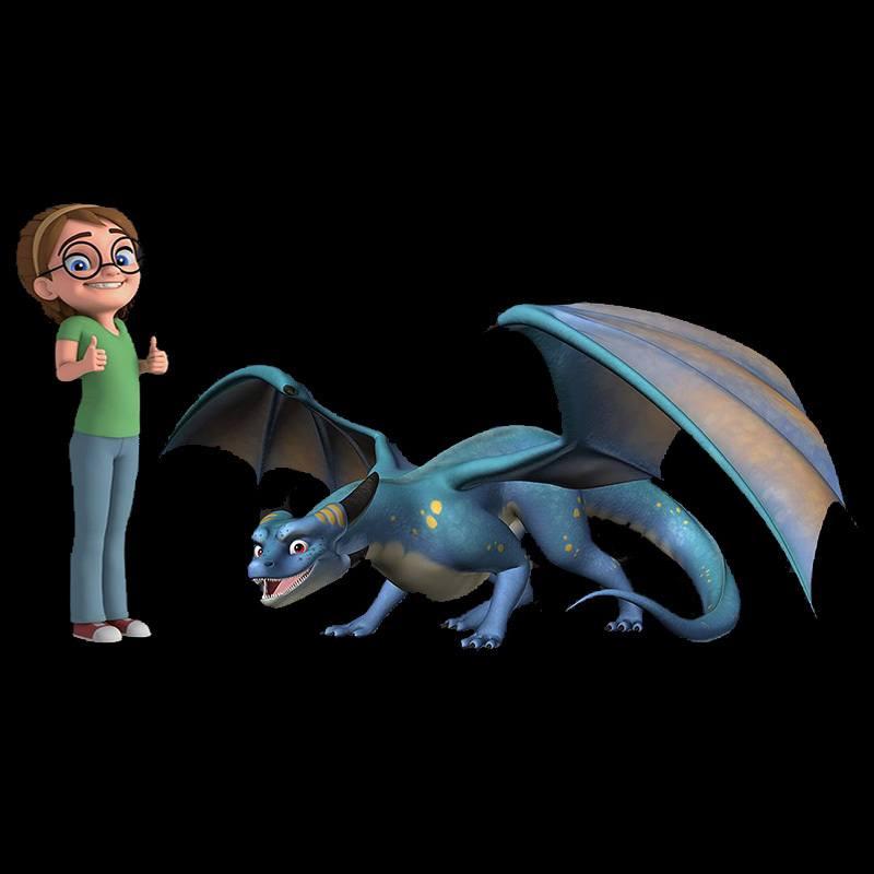 Free-Maya-Rigs-Arc-the-dragon