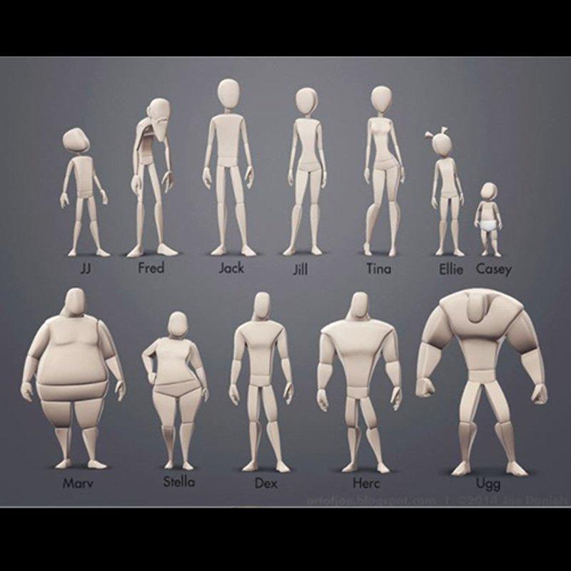 Free-Maya-Rigs-Body-Mechanics-Mega-Pack