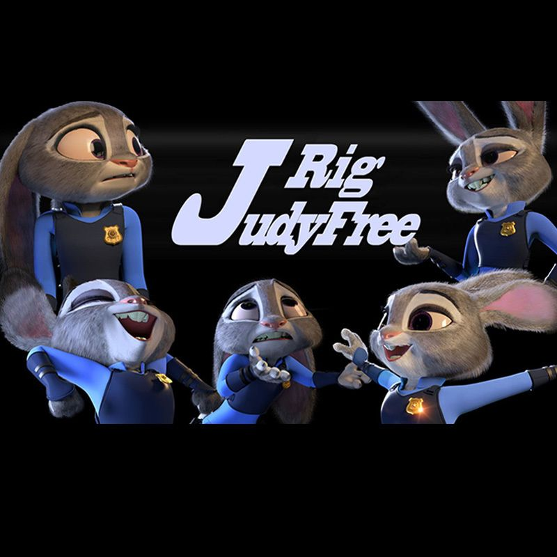 Free-Maya-Rigs-Judy-Hopps