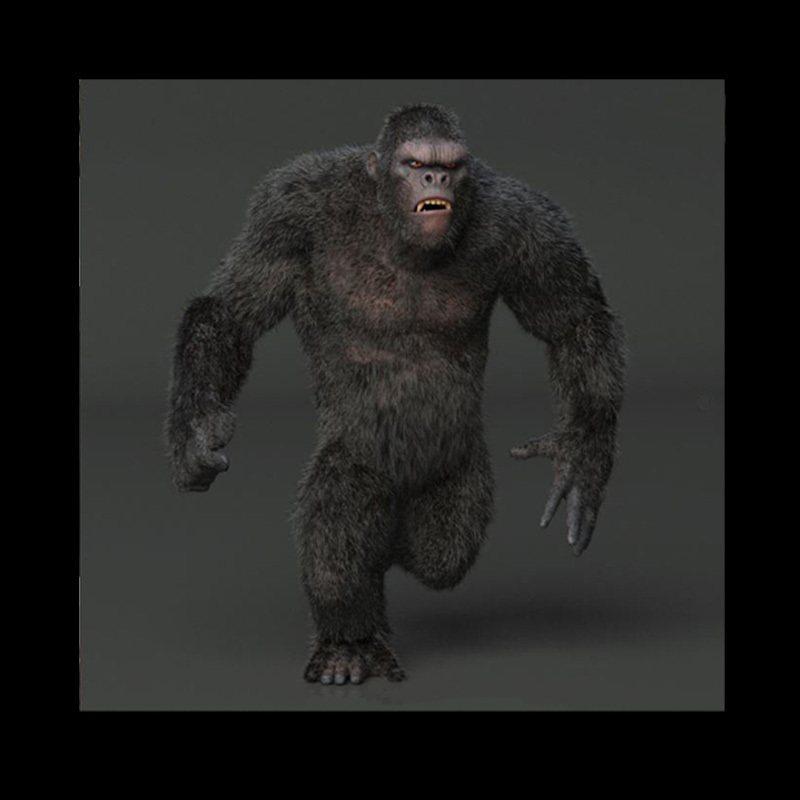 Free-Maya-Rigs-King-Kong