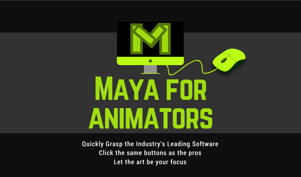 Maya For Animators