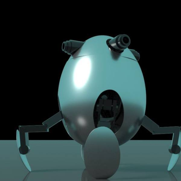 Free-Maya-Rigs-Battle-Egg