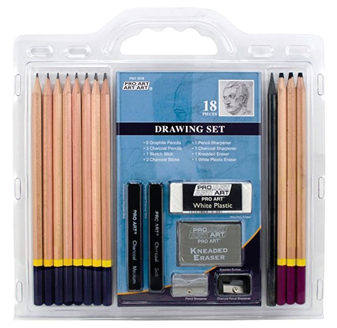 Gift-Ideas-For-Artists-7-Pro Art Set