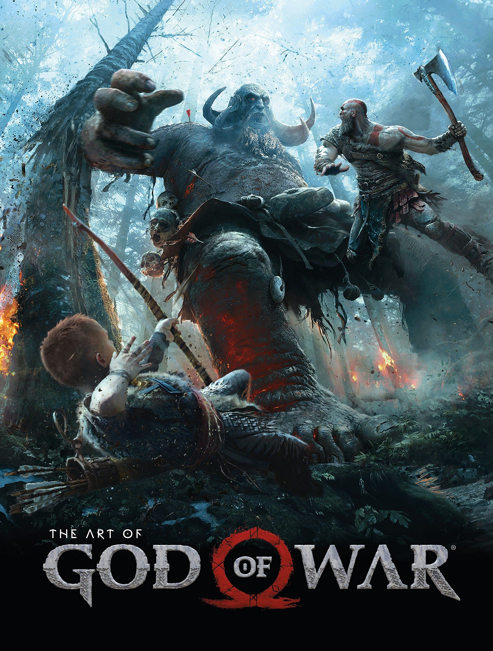 Gift Ideas For Artists 2 God Of War
