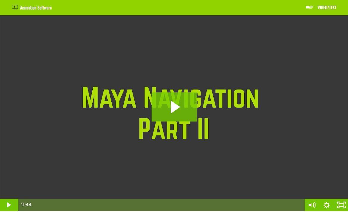 Rusty Animator | Maya For Animators