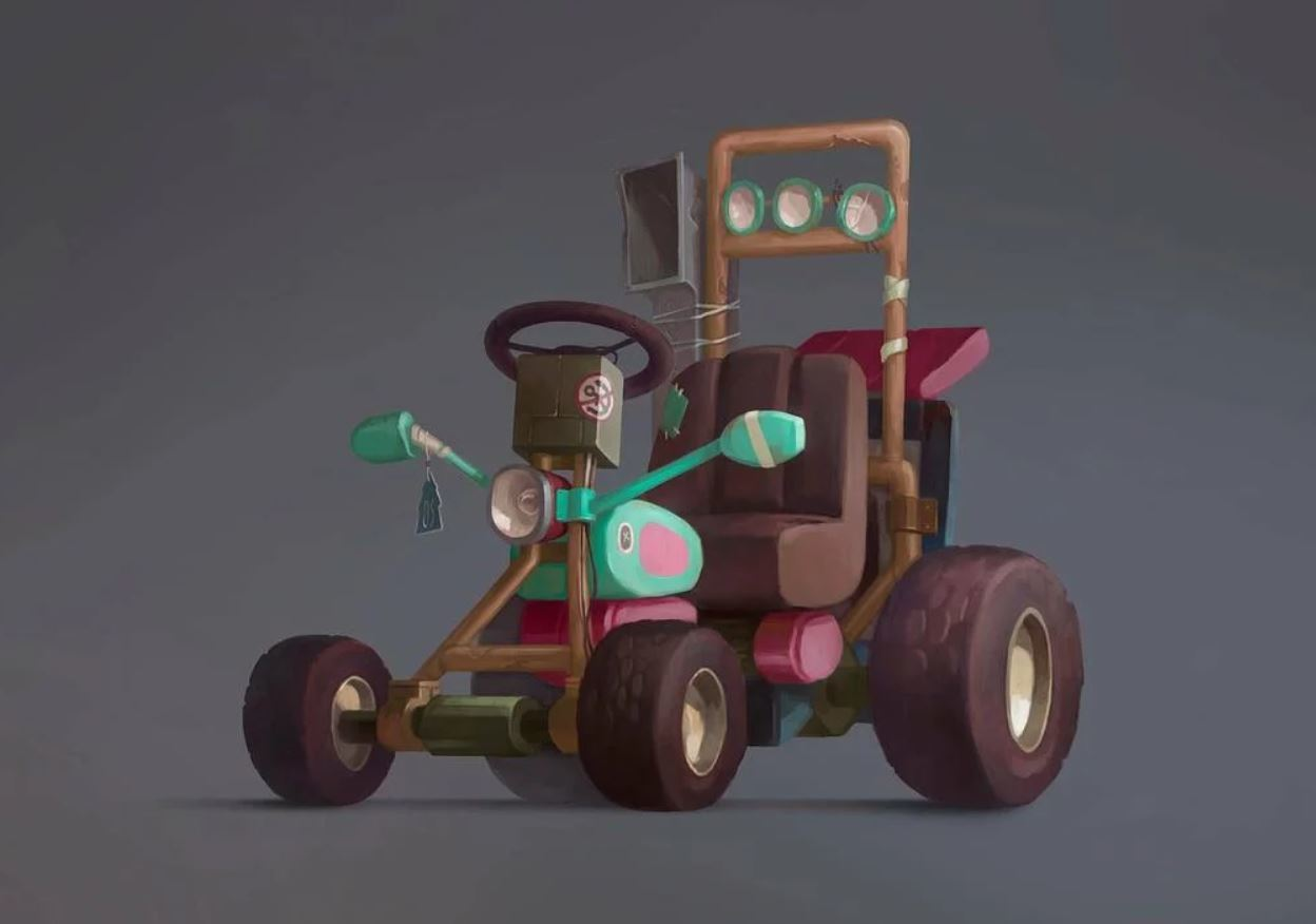 Free-Maya-Rigs-Car