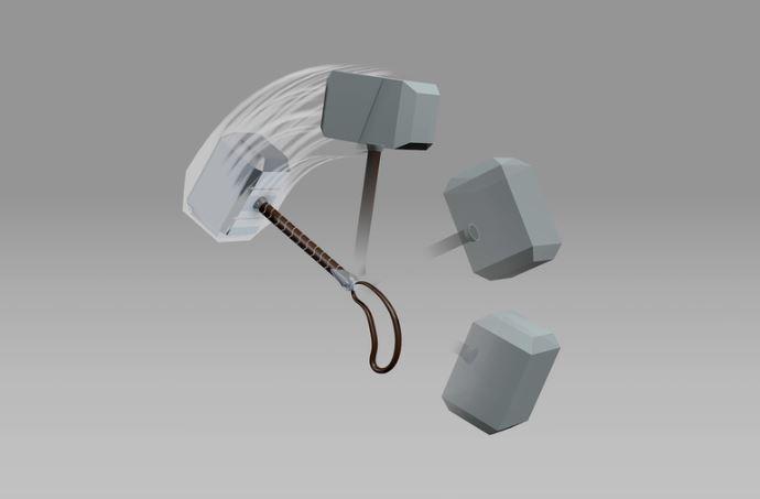 Free-Maya-Rigs-Hammer